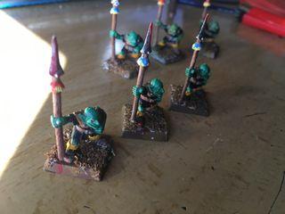 Warhammer goblin lanceros