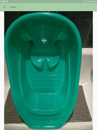 Bañera portátil para bebe
