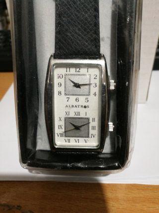 Reloj Albatros con dos Esferas.