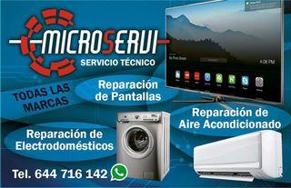 SERVICIO TÉCNICO DE ELECTRODOMESTICOS