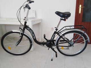 "Bicicleta plegable Amat Urban 24"""