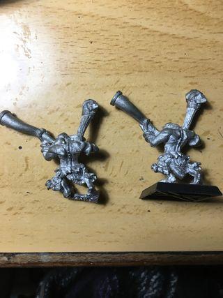 Warhammer orco salvaje