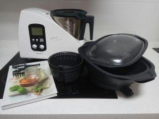 Robot de cocina Monsieur Cuisine (Thermomix Lidl)