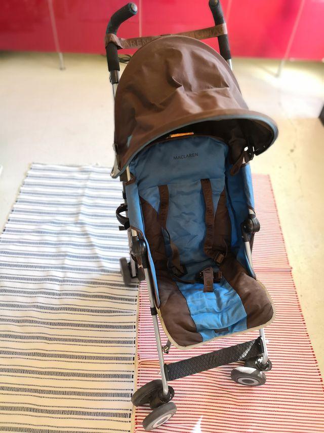 Silla de paseo Mc Laren bebé