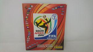 Mundial 2010 Sudáfrica. Completo. Panini