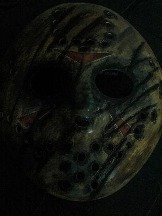Mascara de Jason vs Freddy