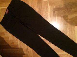 Pantalón negro Trucco talla 36