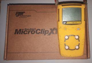 GAS ALERT MicroClipXT