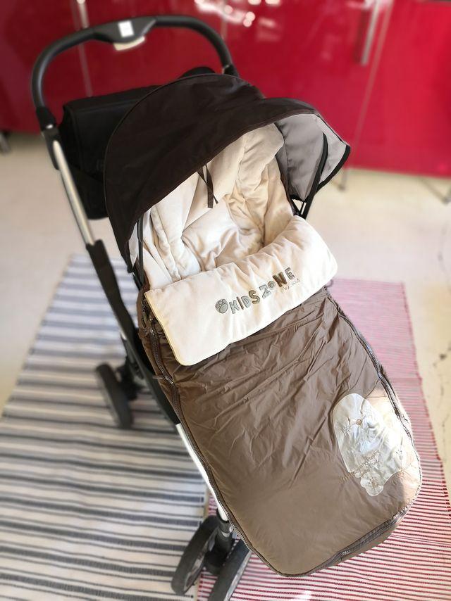 Saco Jané para silla de paseo Bebé