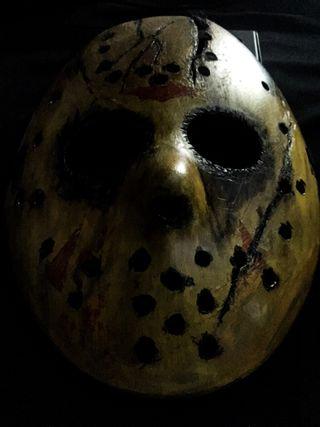 Mascara de Jason