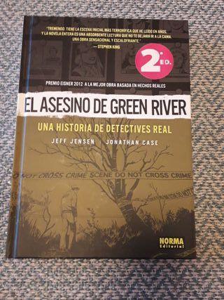 El asesino de Green River. Novela gráfica