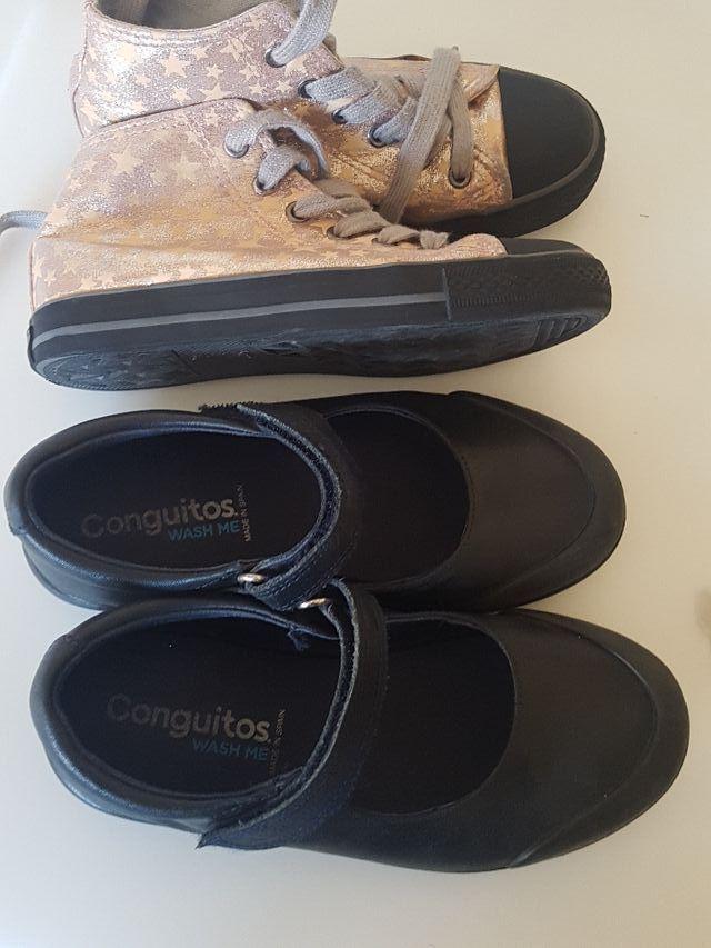 3c9537cf520 Botas y zapatos de piel n°32. Marca Conguitos de segunda mano por 10 ...