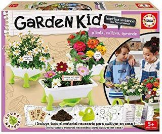 Juego Garden Kid de Educa ¡Nuevo!