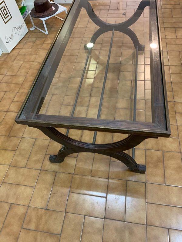 mesa vintage de salon
