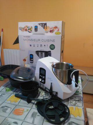 Thermomix del lidl de segunda mano en wallapop - Robot cocina lidl ...
