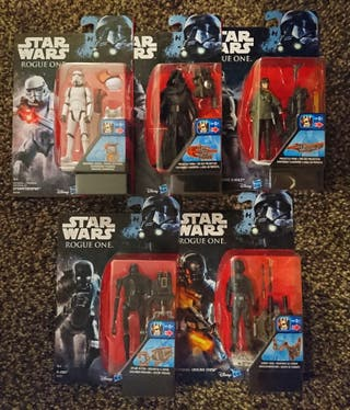 PACK FIGURAS STAR WARS ROGUE ONE