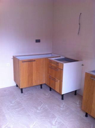 Muebles De Cocina Zaragoza | Mueble De Cocina De Segunda Mano En Zaragoza En Wallapop