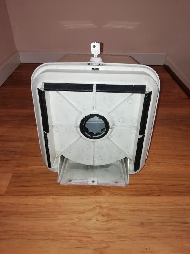 dispensador bobina papel