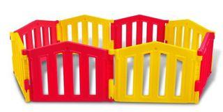 Barreras parque infantil