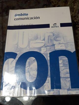 Libro Ámbito Comunicación EDITEX