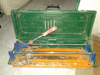 cortadora baldosas azulejos, Rubí Ts-40