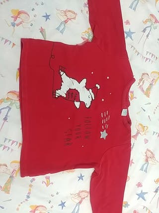 regalo camiseta manga larga bebé 18 meses