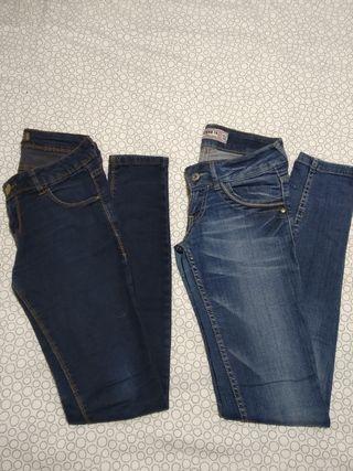 Pantalones pull&bear