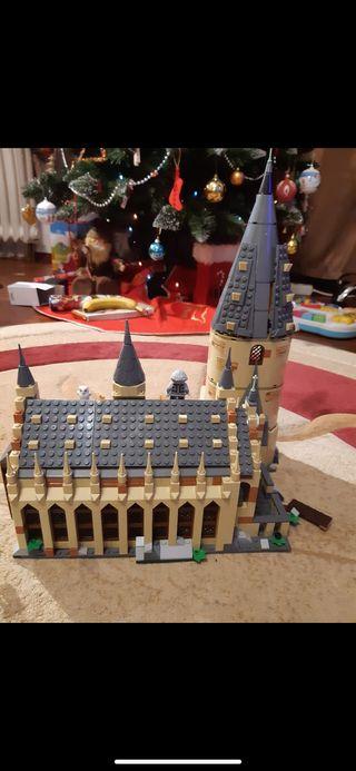 Harry Potter Gran Comedor Hogwarts lego compatible