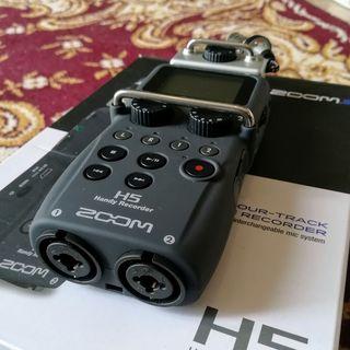 Zoom H5 (nuevo) - Grabadora Portátil Profesional