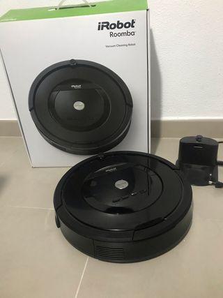 Roomba 876 en garantía