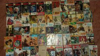 Bolsilibros, novelas del oeste