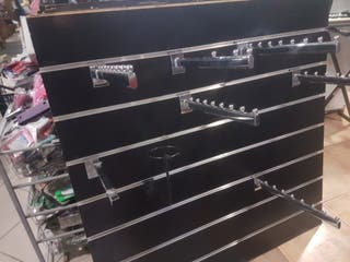 Panel de estanteria
