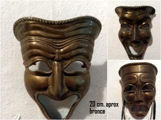careta teatro mascaras