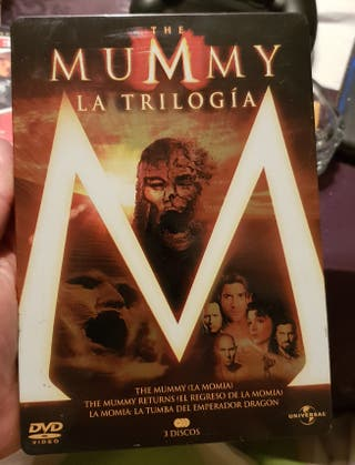 The Mummy la trilogia