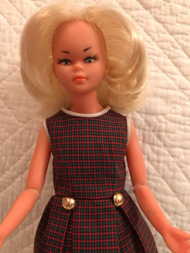 Muñeca antigua Laura Novo gama ( no nancy )