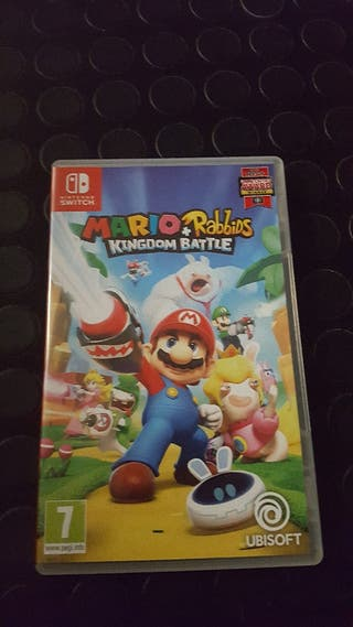Mario Rabbids Switch