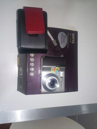 cámara fotos nueva