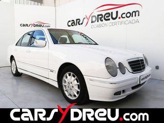 Mercedes Benz Clase E E 240 ELEGANCE