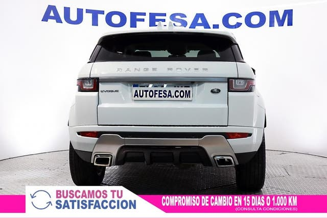 Land Rover Range Rover Evoque 2.0 TD4 HSE AUTO 180 4X4 5P