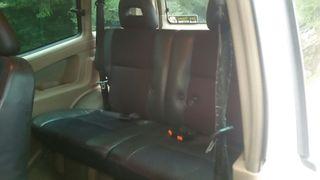 interior Nissan Terrano II