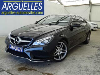 Mercedes Clase E Coupe AMG FULL EQUIPE