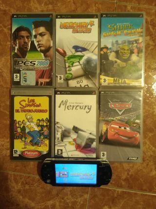 Consola PSP Slim