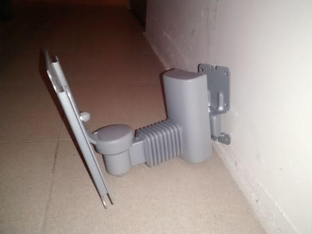 Soporte de pared para televisor