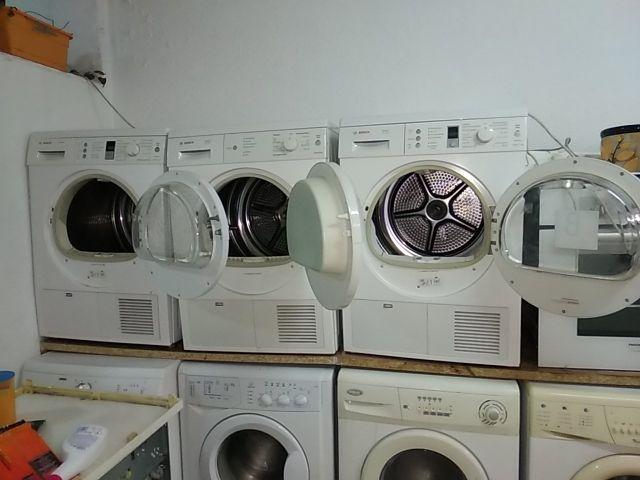 Secadoras Bosch seminuevas