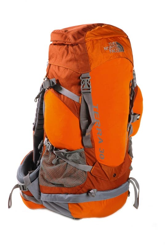 a74a6277c Mochila North Face Terra 30 Backpack Yam Orange de segunda mano por ...