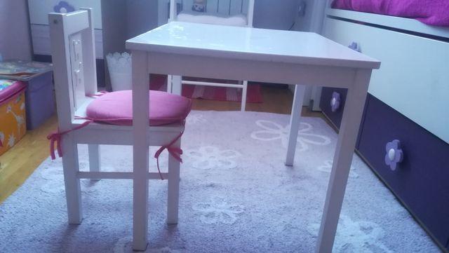 Mesa Y Silla Infantil Ikea