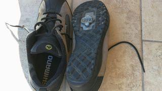 Zapatillas MTB shimano