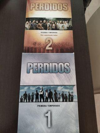 Serie Perdidos, primera y segunda temporada