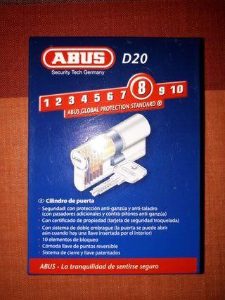 Cerradura de puerta ABUS D20