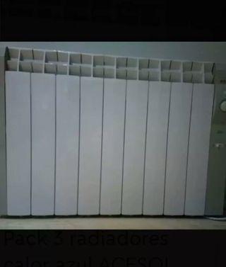 "radiadores termicos ""acesol"".economiza energia."